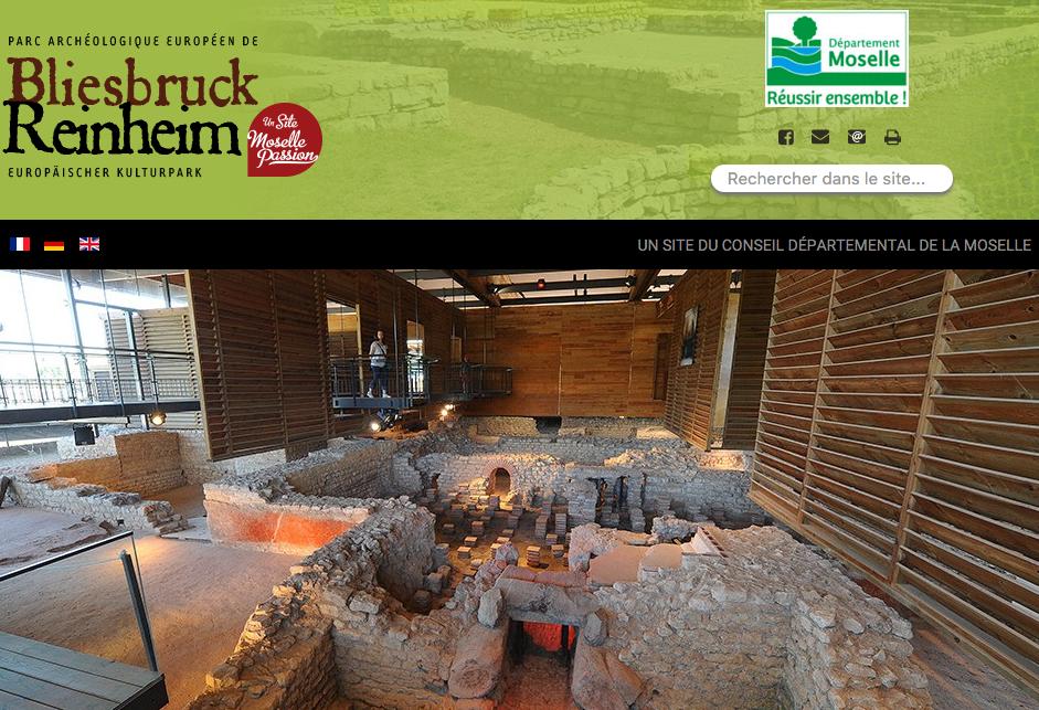 Parc archéologique de Bliesbruck-Reinheim