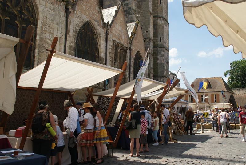 Fête médiévale de Dourdan
