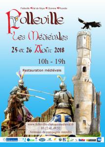 Les Médiévales de Folleville 2018