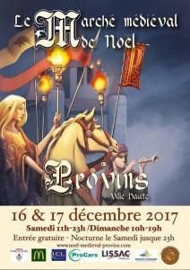 Marché de Noël à Provins