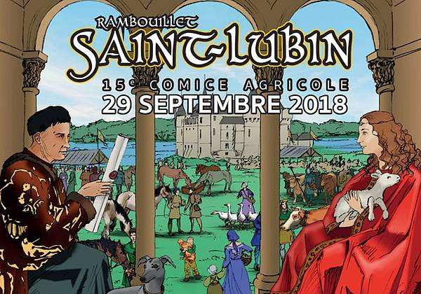 15e comice agricole de la Saint-Lubin (2018)