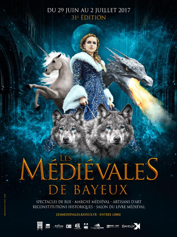 Les 31e Médiévales de Bayeux