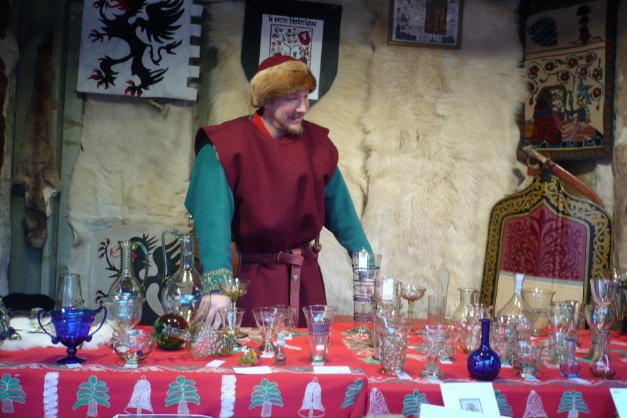 Stéphane (marché de Noël de Colmar)