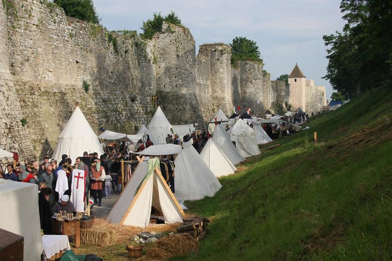 Les 34e Médiévales de Provins